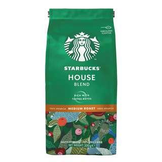 Starbucks Roasted Ground Coffee - House Blend (Medium)