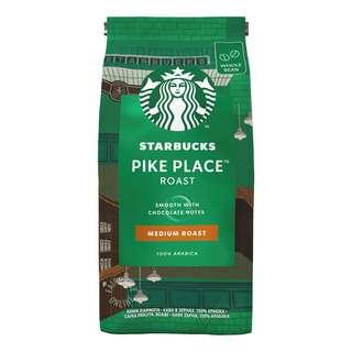 Starbucks Roasted Whole Coffee Bean - Pike Place (Medium)