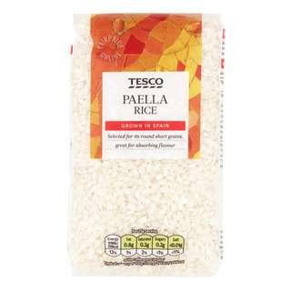 Tesco Paella Rice