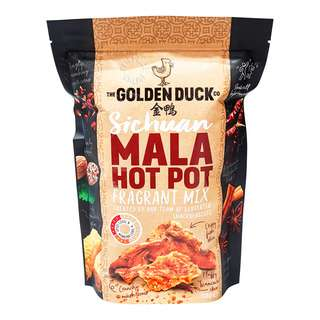 Golden Duck Fragrant Mix - Sichuan Mala Hotpot