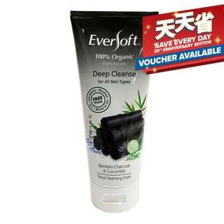 Eversoft Organic Cleanser Foam - Deep Cleanse