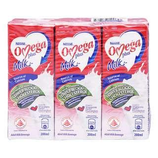 Nestle Omega Plus Adult Ready to Drink Milk