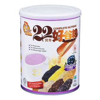 Good Lady 22 Complete Nutrimix Powder - Blueberry