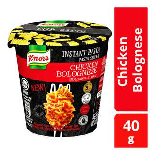 Knorr Instant Cup Pasta - Chicken Bolognese