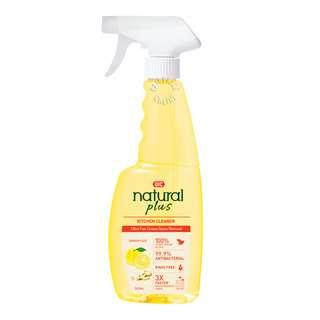 UIC Natural Plus Kitchen Cleaner - Ginger Yuzu