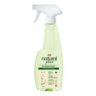 UIC Natural Plus Bathroom Cleaner - White Tea