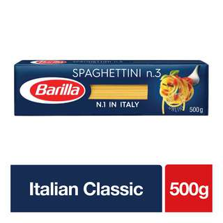 Barilla Pasta - Spaghettini No.3