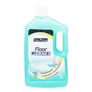 FairPrice Floor Cleaner - Ocean Breeze