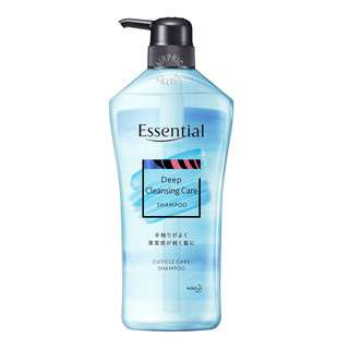 Essential Cuticle Care Shampoo - Deep Cleansing Care