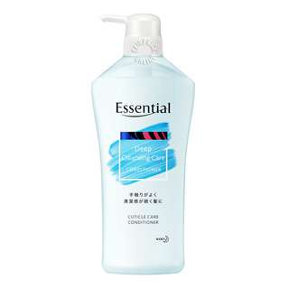 Essential Cuticle Care Conditioner - Deep Cleansing Care