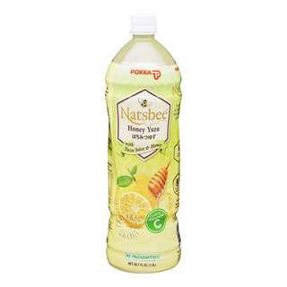 Pokka Natsbee Bottle Drink - Honey Yuzu