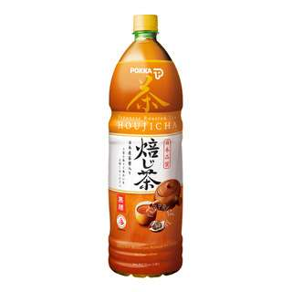Pokka Bottle Drink - Japanese Roasted Tea Houjicha