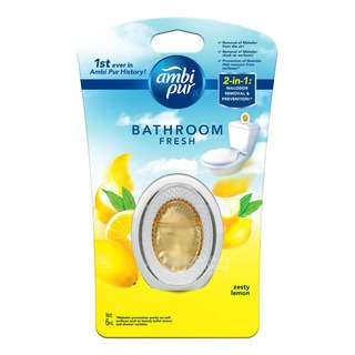 Ambi Pur Bathroom Fresh Freshener - Zesty Lemon