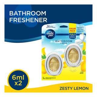 Ambi Pur Bathroom Fresh Freshener - Zesty Lemon