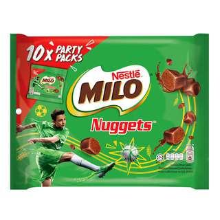 Nestle Milo Nuggets - Party Packs