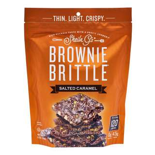 Sheila G's Brownie Brittle - Salted Caramel