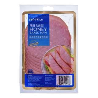 FairPrice Free Range Baked Ham - Honey