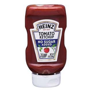 Heinz Tomato Ketchup (No Added Sugar)