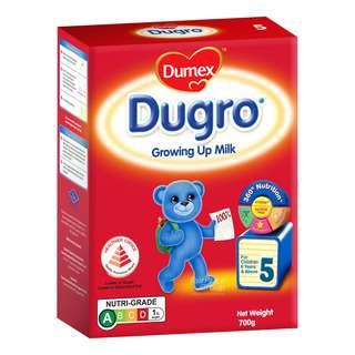 Dumex Dugro Growing Up Milk - Step 5
