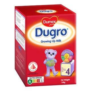 Dumex Dugro Growing Up Milk - Step 4