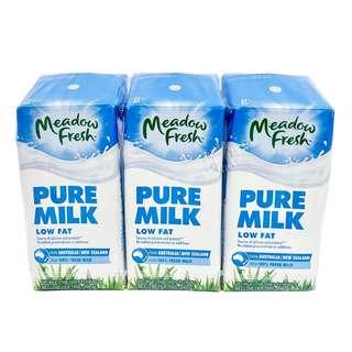 Meadow Fresh Pure UHT Milk - Low Fat