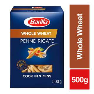 Barilla Wholemeal Pasta - Penne Rigate