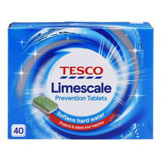 Tesco Limescale Prevention Tablets