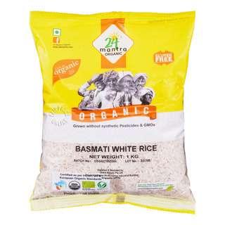24 Mantra Organic Basamati White Rice