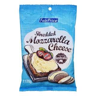 FairPrice Cheese -Mozzarella (Shredded)