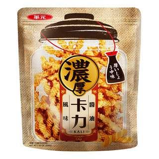 Hwa Yuan Kali Crispy Snack - Soya Sauce