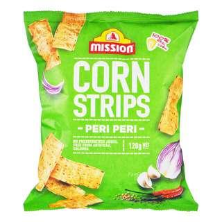 Mission Corn Strips Chips - Peri-Peri