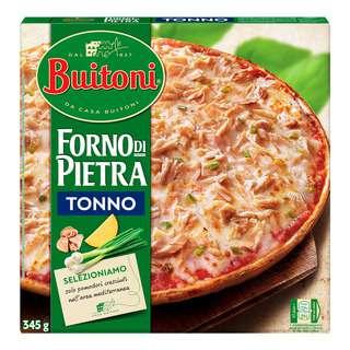 Buitoni Thin Crust Pizza - Tuna
