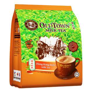 Old Town 3 in 1 Instant Premix Milk Tea - Hong Kong Style