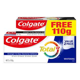 Colgate Total Toothpaste - Whitening