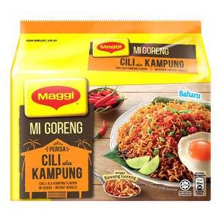 Maggi Mi Goreng Instant Noodles - Chili ala Kampong