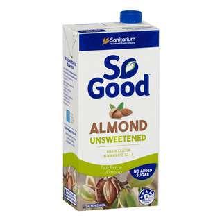 Sanitarium So Good Almond Milk - Unsweetened