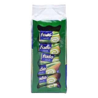 Fudo Flavoured Cream Swissroll - Pandan