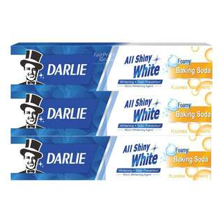 Darlie All Shiny White Toothpaste - Baking Soda