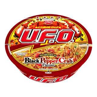 Nissin UFO Instant Cup Noodles - Singapore Black Pepper Crab