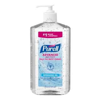 Purell Advanced Hand Sanitizer - Refreshing Gel