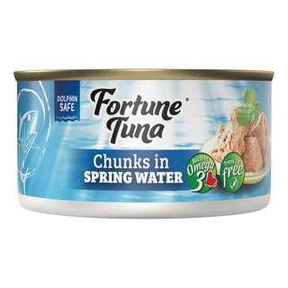 Fortune Tuna Chunks in Spring Water