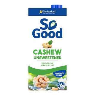 Sanitarium So Good Cashew Milk- Unsweetened