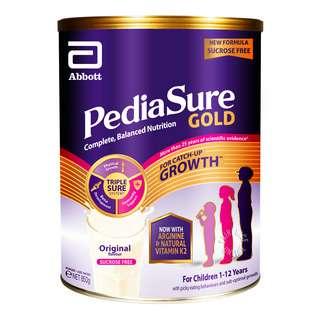 PediaSure TripleSure Milk Powder - Original (Sucrose Free)