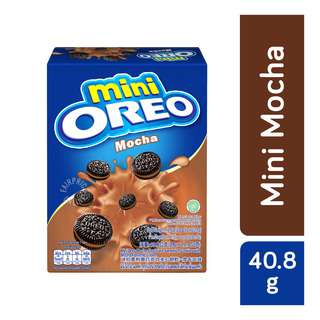 Mini Oreo Cookies - Mocha