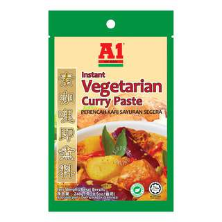A1 Instant Curry Paste - Vegetarian