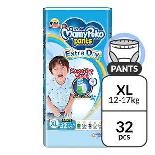 MamyPoko Extra Dry Pants - XL (12 - 17kg)