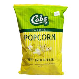 Cobs Natural Popcorn - Best Butter Ever