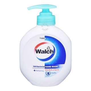 Walch Anti-Bacterial Hand Wash - Refreshing