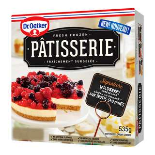 Dr.Oetker Patisserie Signature Cheesecake - Wildberry