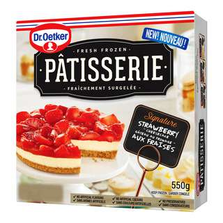 Dr.Oetker Pastisserie Signature Cheesecake - Strawberry